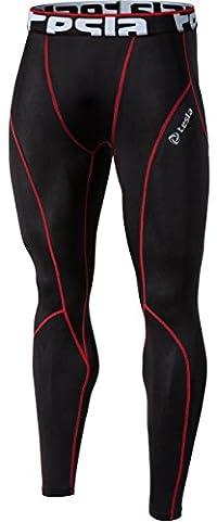 (テスラ)TESLA オールシーズン ロング スポーツタイツ [UVカット・吸汗速乾] コンプレッションウェア パワーストレッチ アンダーウェア P16 / MUP19