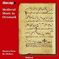 Medieval Music in Denmark by Medieval Music (2006-08-01)