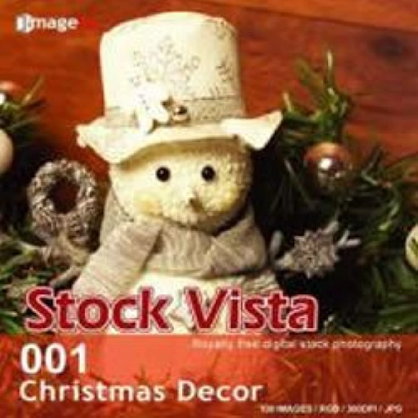 母音身元器用Stock Vista Vol.1 クリスマス飾り Christmas Decor