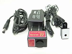 赤外線リモコン信号中継器VⅣ AC電源付属 高感度タイプ(延長も可)