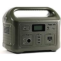 SmartTap ポータブル電源 PowerArQ オリーブドラブ (626Wh/174,000mAh/3.6V/正弦波 100V 日本仕様) 正規保証2年 008601C-JPN-FS-OD