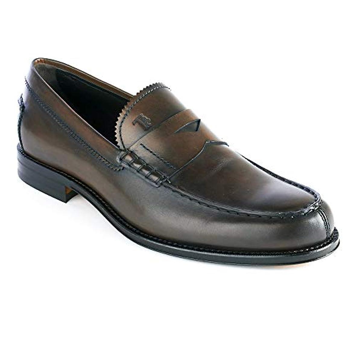 データムブリーフケースディスカウントTod's Men's Leather Loafer Shoes Brown