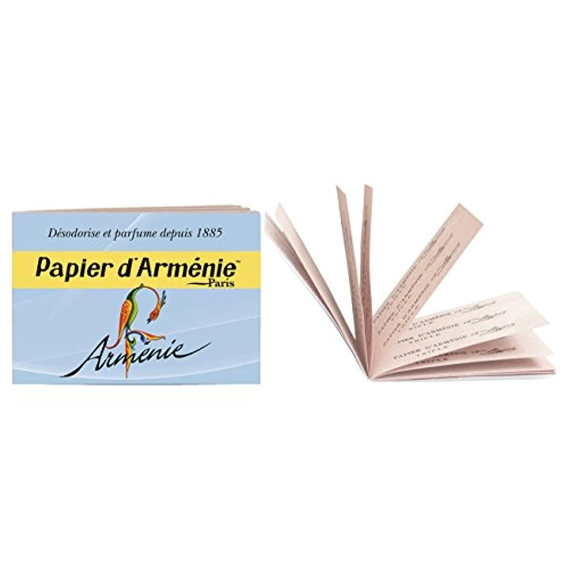 ポルノハプニング前書きパピエダルメニイ トリプル アルメニイ (紙のお香 3×12枚/36回分)