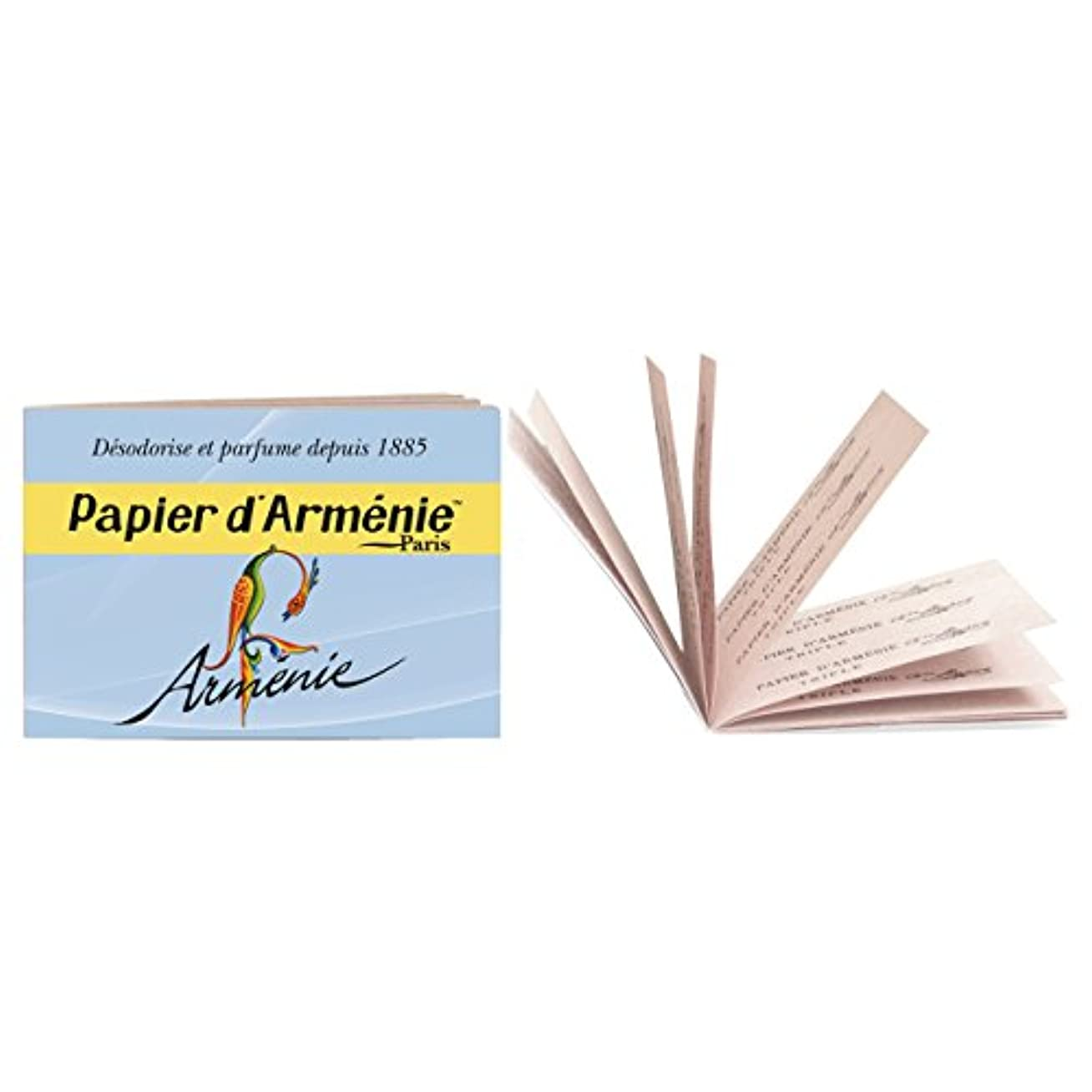 高潔な弱めるフィドルパピエダルメニイ トリプル アルメニイ (紙のお香 3×12枚/36回分)