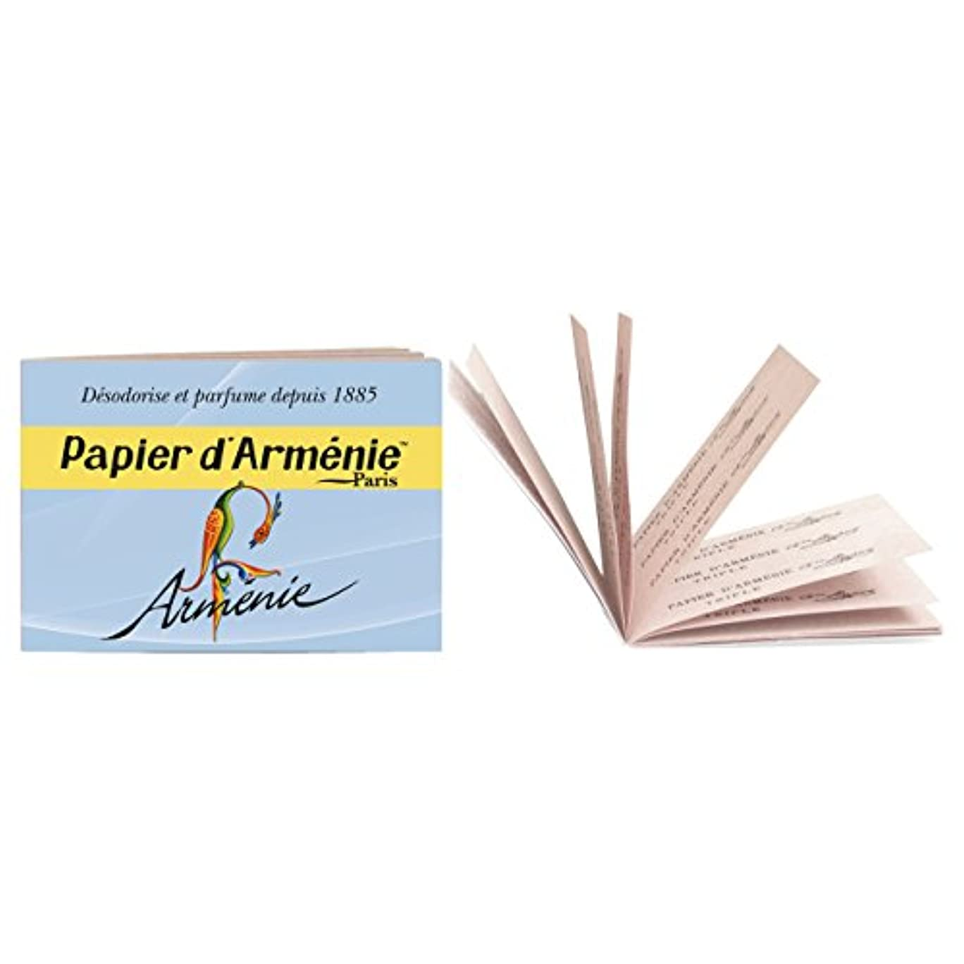 パピエダルメニイ トリプル アルメニイ (紙のお香 3×12枚/36回分)