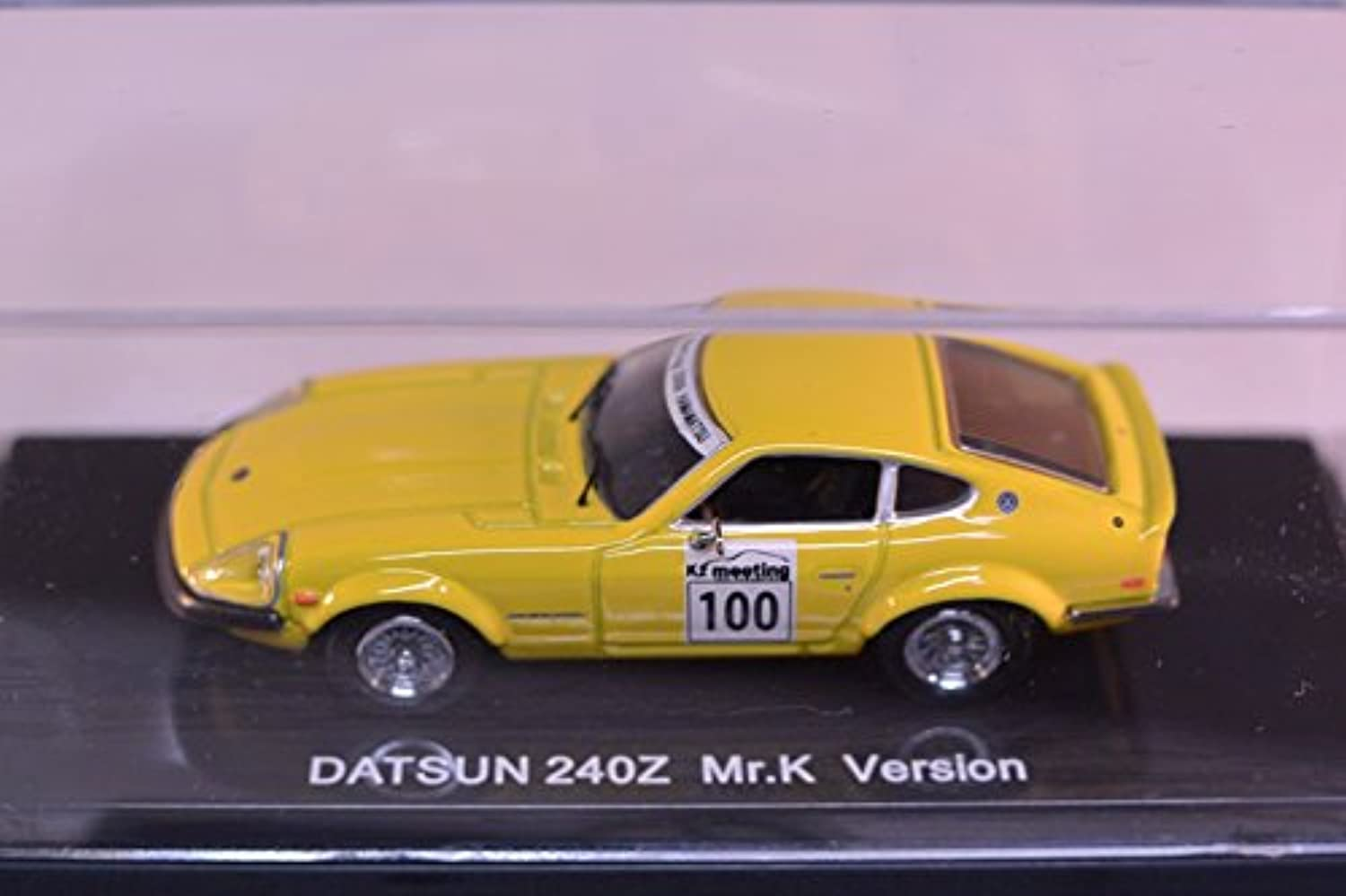 京商 イベント限定品 DAYSUN 240Z Mr.K Version イエロー 06002KA2 1/64 beadscollection
