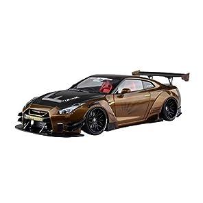 青島文化教材社 1/24 リバティウォークシリーズ No.12 LB・ワークス R35 GT-R タイプ2 Ver.1 プラモデル