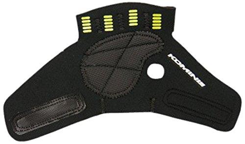 コミネ(Komine) バイク用グローブパームカバー アンチバイブレーションパームカバー(左右セット) ブラック 2XL 09-069 AK-069