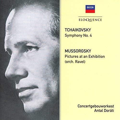 Tchaikovsky/Mussorgsky: Symphoの詳細を見る