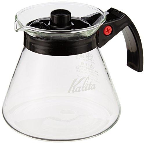 カリタ コーヒーサーバー 電子レンジ対応 102ドリッパー用 500ml N 2~4人用 #31205