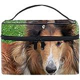 ラフコリーメイクボックス コスメ収納 トラベルバッグ 化粧 バッグ 高品質