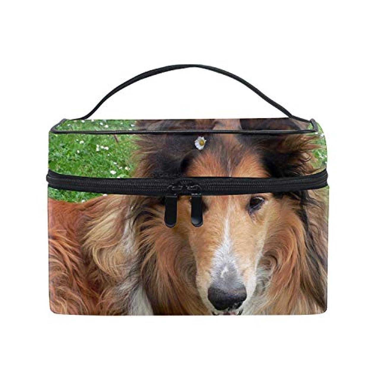 広範囲賛辞冬ラフコリーメイクボックス コスメ収納 トラベルバッグ 化粧 バッグ 高品質