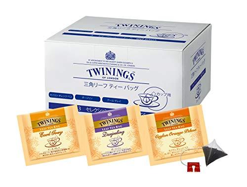 トワイニング リーフティ 三角バッグバラエティ 1箱(60バッグ)