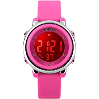 Kids Watch Multi Function LED Sport Waterproof Digital Alarm Stopwatch for boy Girl Child Watch Gift