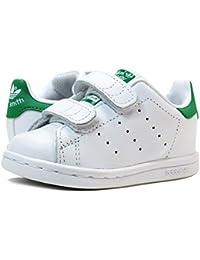 [アディダス] STAN SMITH CF I WHITE/GREEN Originals