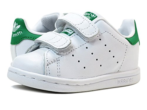 [アディダス] adidas STAN SMITH CF I WHITE/GREEN 【adidas Originals】