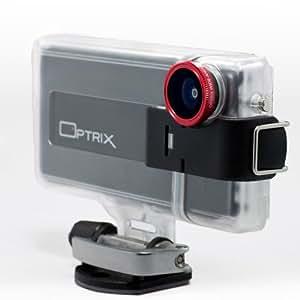 BELEX Optrix iPhone4s/4用アクションカメラキット XD4【正規品】 BLOPT-002