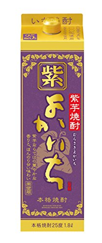 紫よかいち 紫芋焼酎 1800ml