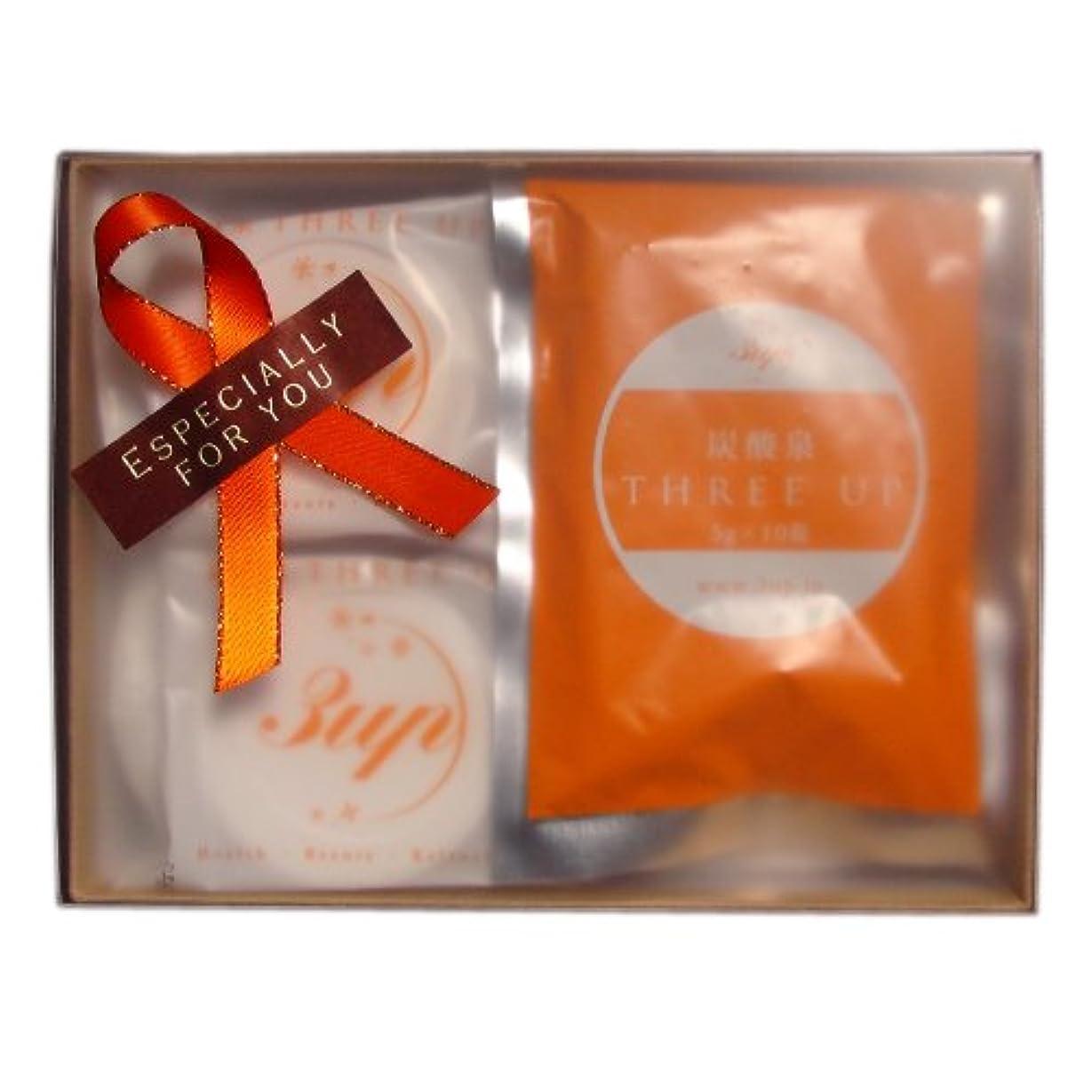 権威慈善3up スリーアップ 【ギフト】重炭酸イオンタブレット ¥2,100セット