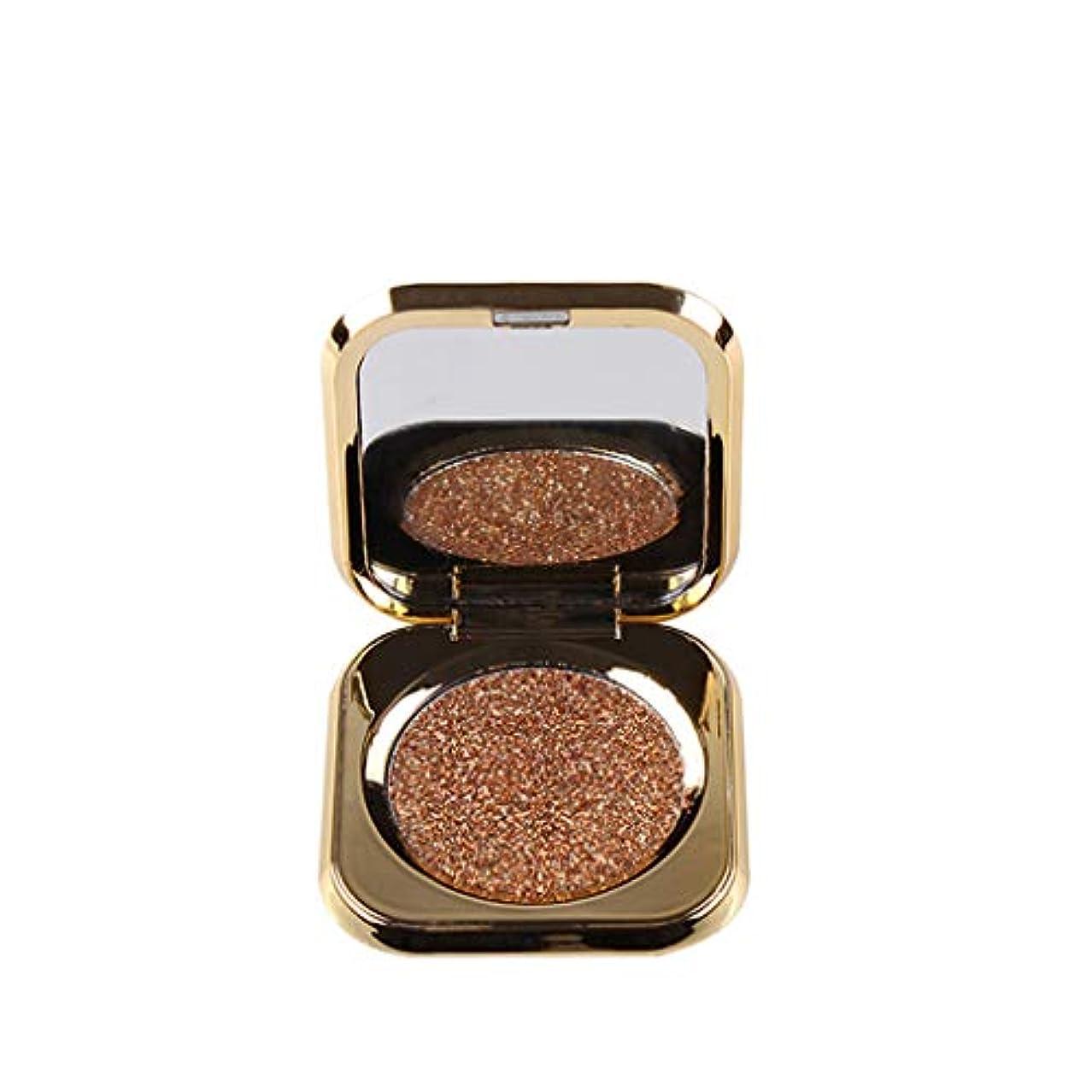 大緩やかなオープナーモノクロアイシャドー持続的着色は、美しさのゴールドアイシャドーをハイライトします。