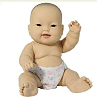 JC Toys Group Inc Lots to Love 10 In Asian Baby Doll BER16540