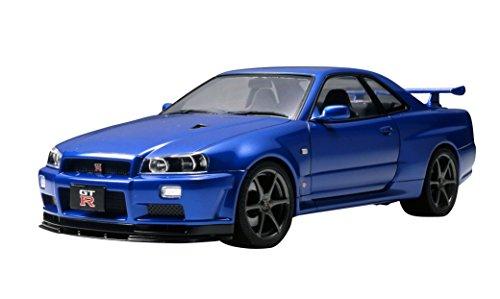 1/24 スポーツカー No.258 1/24 ニッサン スカイライン GT-R VスペックII 24258