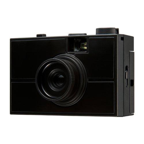 Powershovel フィルムカメラ LAST CAMERA 35mmフィルムカメラ プラモデルカメラ 4061