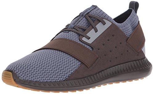 Under Armour Men's Microthread Shift Sneaker, Apollo (109)/Truffle Gray, 8