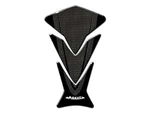 ariete(アリート) パズルタンクプロテクター カーボンプリント/ブラック HARRIS 12970 バイク オートバイ