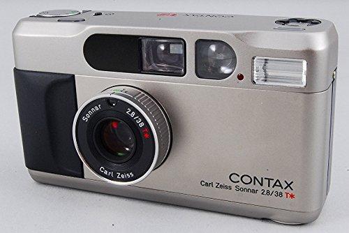京セラ Contax T2 チタンシルバー 【定価120,000円】