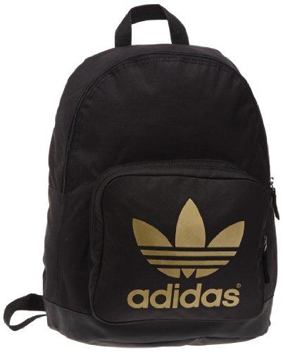 adidas(アディダス) オリジナルス リュックサック HERI AC BPACK CLASS ブラック/マットゴールド/MGLD af164-G84824