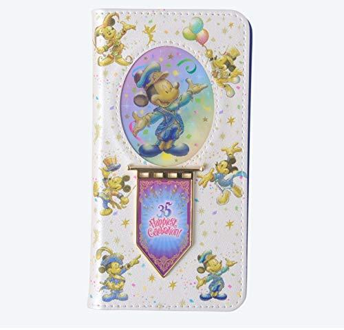 ミッキーマウス スマートフォンケース 35周年 グランドフィ...
