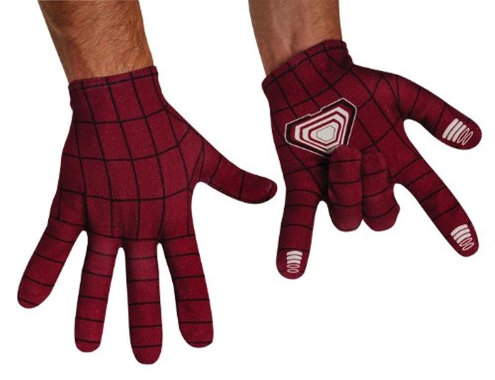 感謝祭名前で下位Spider-Man Movie 2 Gloves Adult スパイダーマンムービー2グローブ大人用?ハロウィン?クリスマス?One-Size