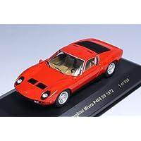 ホビージャパン POST Hobby 1/43 Lamborghini Miura P400 SV 1972 完成品