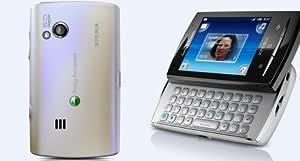 Sony Ericsson XPERIA X10 mini PRO (ホワイト) 海外携帯 (国内使用可能)
