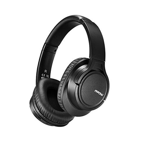 Mpow H7 密閉型 Bluetooth ヘッドホン 15時間再生 40mm HD ドライバーユニット 迫力重低音 ワイヤレス ヘッドセット ブルートゥース ヘッドフォン
