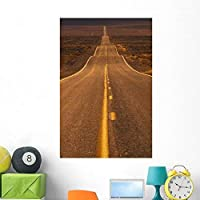 Usa California Death Valley- Wall Mural by Wallmonkeys Peel and Stick Graphic (48 in H x 32 in W) WM278190 [並行輸入品]