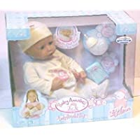 ZAPF INTERACTIVE BABY ANNABELL DOLL ドール 人形 フィギュア(並行輸入)