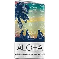 glo スキンシール 【 glo専用 】 ハワイアン 柄 ハワイ ボタニカル ALOHA 人気 トレンド ビーチ かわいい glo グロー 全面対応