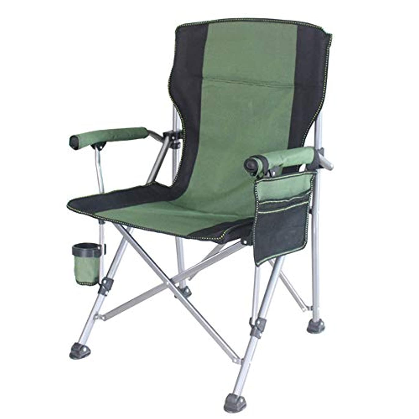 ジョセフバンクス例外内側屋外 ビーチ 椅子、シンプル 折りたたみ 釣り椅子、オフィス 昼休み用椅子、ポータブル キャンプ ホームチェア