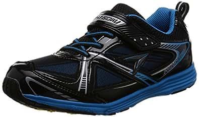 [シュンソク] 運動靴 防水 RS2.5  SJJ 3030 B ブラック 19 2E