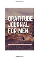 Gratitude journal: Gratitude journal for men 6x9 108pages