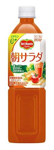デルモンテ 朝サラダ 900g×12本
