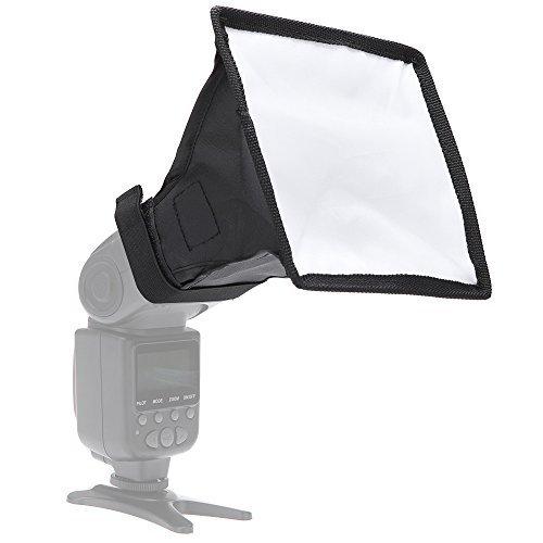 g-raphyカメラフラッシュスタジオソフトボックスディフューザー、フラッシュリングCarrying Case for DSLR SLRカメラフラッシュ