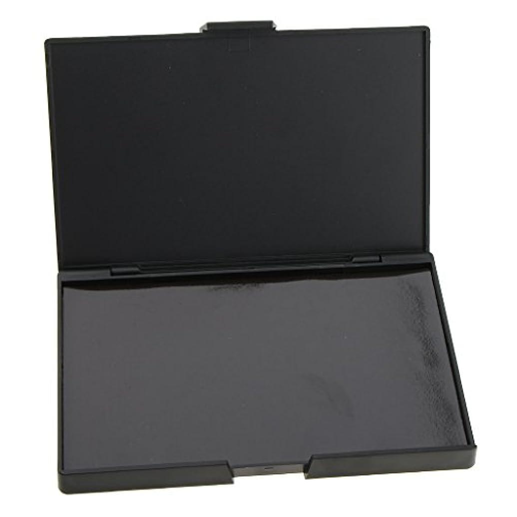 服を着る化石ぼろBaosity 磁気パレットボックス 空パレット パン付きパレット 2個 アイシャドウ パウダー メイクケース DIY 磁気パレット 収納ボックス