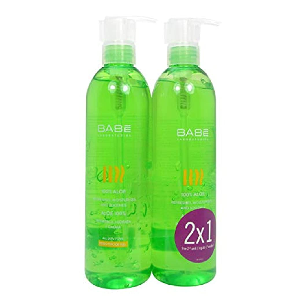 Babe Aloe Gel 2x300ml