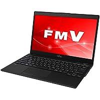 富士通 ノートパソコン FMV LIFEBOOK UHシリーズ WU2/C3 (Windows 10 Home/13.3型ワイド液晶/Core i7/8GBメモリ/約256GB SSD/Officeなし/ピクトブラック/)AZ_WU2C3_Z011/富士通WEB MART専用モデル