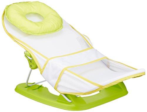 シンセーインターナショナル 折りたたみバスベッド 赤ちゃんのバスタイムをやさしくサポート