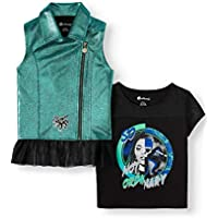 DESCENDANTS 3 Vest Top Combo Pack (Little Girls & Big Girls)