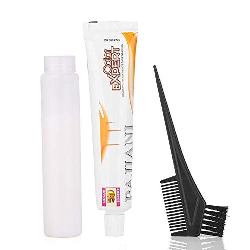 同化美的秘密のヘアホワイトニングクリーム、ヘアブリーチングパウダー80ml /個ヘアホワイトニングクリームヘアダイクリームブリーチング理髪ツール
